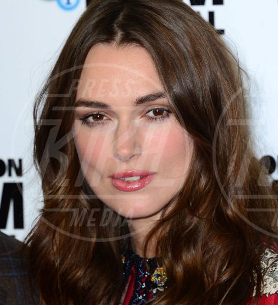 Keira Knightley - Londra - 08-10-2014 - Le sopracciglia folte sono il nuovo trend