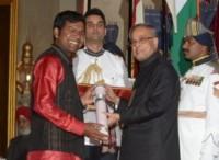 Sudarsan Pattinaik - Odisha - 07-10-2014 - Natale in India? Non è un film ma un'opera d'arte!