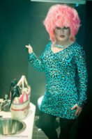 Ash Cross - Nottingham - 29-09-2014 - Ecco Kitty Tray, lascia l'insegnamento per diventare drag queen