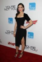 Emmy Rossum - Los Angeles - 09-10-2014 - Le gambe: elementi di fascino da ostentare anche d'inverno