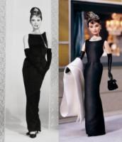 Audrey Hepburn - 09-10-2014 - Chiara Ferragni, ecco la Barbie con le sue fattezze!