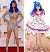 Katy Perry - 09-10-2014 - Chiara Ferragni, ecco la Barbie con le sue fattezze!