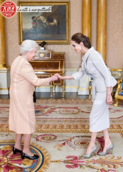 Regina Elisabetta II, Angelina Jolie - Londra - 10-10-2014 - Dio salvi la regina: Elisabetta II compie 89 anni
