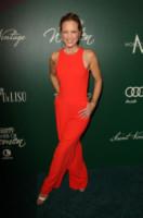 Maria Bello - Beverly Hills - 10-10-2014 - Con le celebs anche la tuta diventa fashion!