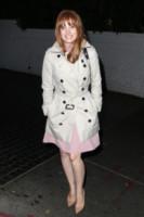 Jessica Chastain - Los Angeles - 10-10-2014 - L'autunno è alle porte: è tempo di trench!