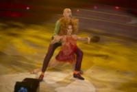 Alessandra Tripoli, Enzo Miccio - Roma - 11-10-2014 - Ballando con le stelle: imprevisto per Giusy Versace