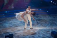 Valerio Aspromonte, Ekaterina Vaganova - Roma - 11-10-2014 - Ballando con le stelle: imprevisto per Giusy Versace