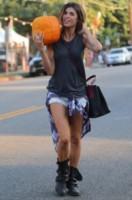 Elisabetta Canalis - Los Angeles - 13-10-2014 - Elisabetta Canalis: dolcetto o scherzetto per Halloween?
