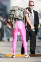 Shia LaBeouf - Los Angeles - 14-10-2014 - Ma come ti vesti? Le 10 cose più strane indossate dalle star