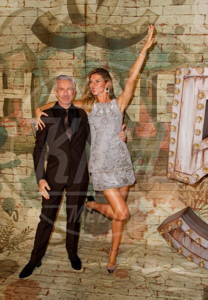 Gisele Bundchen, Baz Luhrmann - New York - 13-10-2014 - Chanel N.5: Gisele Bundchen sulla scia di Marilyn