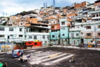 Pavegen - Rio de Janeiro - 14-10-2014 - A Rio de Janeiro, la luce si fa con i piedi