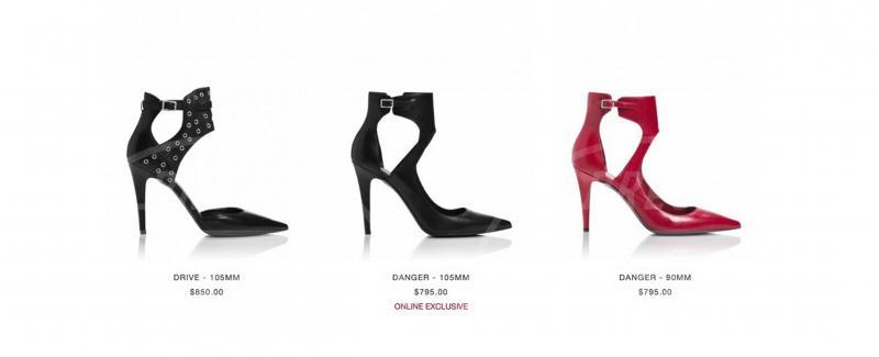 Tamara Mellon, da adesso farà le scarpe a tutti!