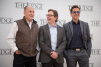 David Dobkin, Robert Duvall, Robert Downey Jr - Roma - 14-10-2014 - The Judge: Robert Downey Jr. e Robert Duvall a Roma