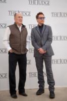 Robert Duvall, Robert Downey Jr - Roma - 14-10-2014 - The Judge: Robert Downey Jr. e Robert Duvall a Roma