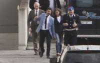 Claudio Salvagni, Processo Yara, Silvia Gazzetti - Brescia - 14-10-2014 - Brescia: Massimo Giuseppe Bossetti in aula ma lontano dai media