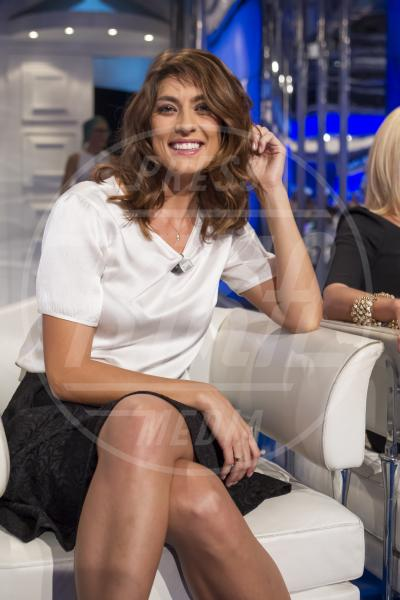 Elisa Isoardi - Roma - 14-10-2014 - Elisa Isoardi rompe il silenzio. Ecco come