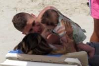 Tommaso Verratti, Laura Zazzara, Marco Verratti - Formentera - 02-07-2014 - Mammo son tanto felice, il lato paterno dei vip