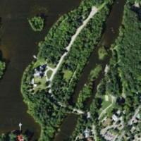 Lago Quebec - Hollywood - 15-10-2014 - Vivere in un paradiso terrestre si può, se sei un vip milionario