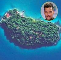 Angra dos Reis, Ricky Martin - Hollywood - 15-10-2014 - Vivere in un paradiso terrestre si può, se sei un vip milionario