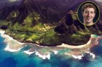 Isola Kauai, Mark Zuckerberg - Hollywood - 15-10-2014 - Vivere in un paradiso terrestre si può, se sei un vip milionario