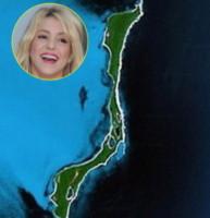 Bond Cay, Shakira - Hollywood - 15-10-2014 - Vivere in un paradiso terrestre si può, se sei un vip milionario