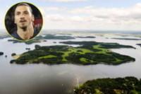 Isola di Davenso, Zlatan Ibrahimovic - Hollywood - 15-10-2014 - Vivere in un paradiso terrestre si può, se sei un vip milionario