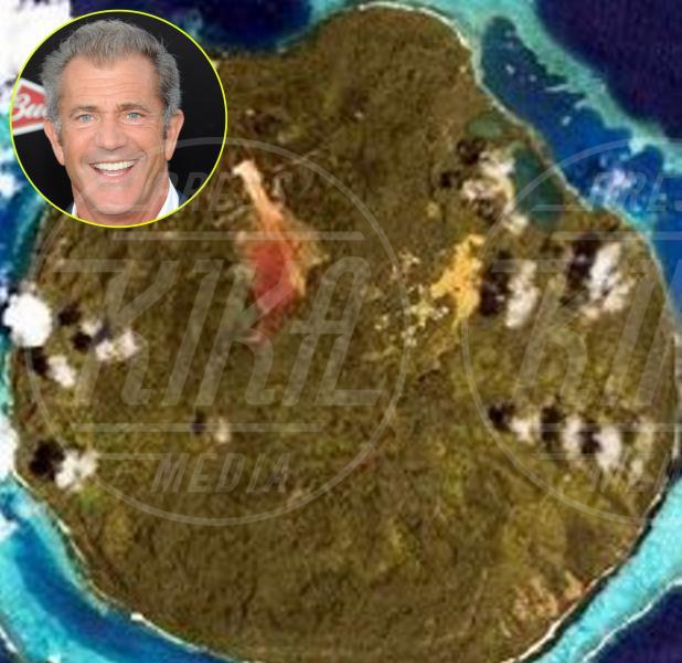 Mago Island, Mel Gibson - Hollywood - 15-10-2014 - Vivere in un paradiso terrestre si può, se sei un vip milionario