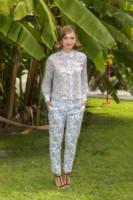 Valeria Bilello - Roma - 15-10-2014 - Le celebrity? Sul red carpet e fuori sono regine di... fiori!