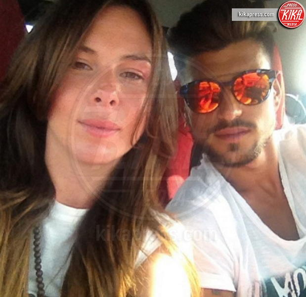 Christian Massella, Micol Olivieri - Los Angeles - 16-10-2014 - I neonati diventano star in rete grazie al Childbirth-selfie