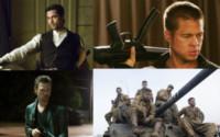 """Brad Pitt - Los Angeles - 16-10-2014 - Brad Pitt: """"Il primo fucile quando ero alla scuola materna"""""""