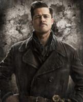 """Bastardi Senza Gloria, Brad Pitt - Los Angeles - 16-10-2014 - Brad Pitt: """"Il primo fucile quando ero alla scuola materna"""""""