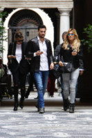 Claudia Galanti, Raffaella Zardo - Milano - 16-10-2014 - Claudia Galanti-Tommaso Buti: inutile nascondersi