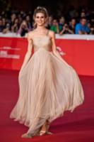 Nicoletta Romanoff - Roma - 15-10-2014 - Per essere chic, basta un velo di cipria… indosso!