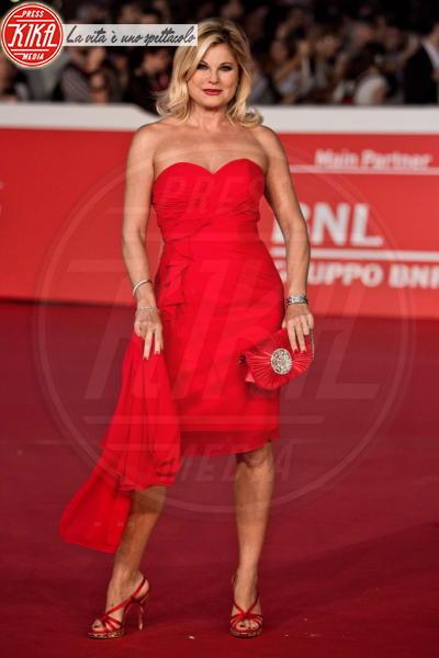 Patrizia Pellegrino - Roma - 15-10-2014 - Natale 2014: ritorna il rosso, di sera e anche di giorno