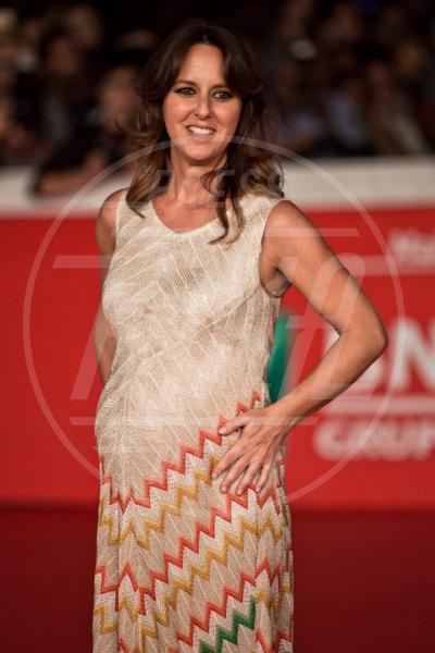 Caterina Guzzanti - Roma - 15-10-2014 - Il pancione è sempre più sexy sul red carpet!