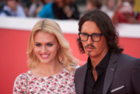 Marcelo Fuentes, Sofia Bruscoli - Roma - 16-10-2014 - Festival di Roma: Giorgio Pasotti è la stella di Mio Papà
