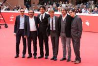 Giulio Base, Giorgio Pasotti - Roma - 16-10-2014 - Festival di Roma: Giorgio Pasotti è la stella di Mio Papà