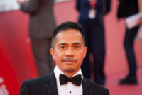 Benjamin Vasquez Barcellano JR - Roma - 18-10-2014 - Festival di Roma: il red carpet di A tutto tondo