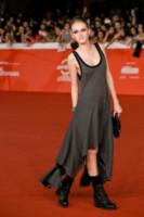 Caterina Shulha - Roma - 18-10-2014 - Festival di Roma: Lodovini, un maschiaccio da red carpet
