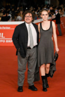 Caterina Shulha, Marco Belardi - Roma - 18-10-2014 - Festival di Roma: Lodovini, un maschiaccio da red carpet