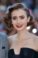 Lily Collins - Roma - 18-10-2014 - Quando le celebrity ci danno un taglio… ai capelli!