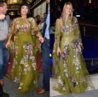 Anna Dello Russo, Lady Gaga - 20-10-2014 - Lady Gaga e Anna Dello Russo: chi lo indossa meglio?