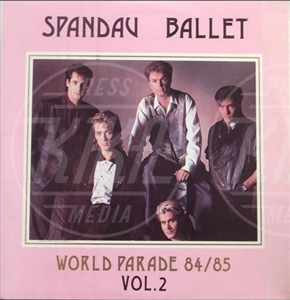 Spandau Ballet - 20-10-2014 - Festival di Roma: gli Spandau Ballet 30 anni dopo