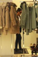 Nicole Minetti - Milano - 20-10-2014 - Minetti, la tensione post udienza si allenta con lo shopping