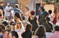 Nikoleta Ellen, Joe Maska - Roma - 19-10-2014 - Joe Maska alias Silvio Simac, voglia di intimità con la compagna