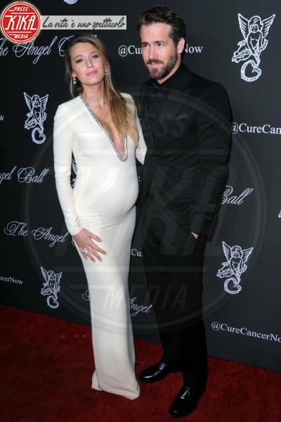 Blake Lively, Ryan Reynolds - Manhattan - 21-10-2014 - Blake Lively: dal giorno alla sera, vince l'eleganza