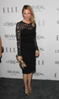 Renée Zellweger - Beverly Hills - 20-10-2014 - Un classico intramontabile: il little black dress