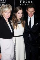 Patricia Redmayne, Hannah Bagshawe, Eddie Redmayne - New York - 20-10-2014 - Uma e Maya Thurman: una mamma per amica… sul red carpet!