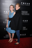 Maya Thurman- Hawke, Uma Thurman - New York - 20-10-2014 - Uma e Maya Thurman: una mamma per amica… sul red carpet!