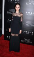 Felicity Jones - New York - 20-10-2014 - Anche l'inverno si tinge di romanticismo con il pizzo